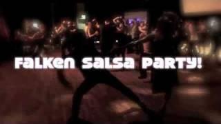 Salsa Göteborg - Sweden, Falken Party!