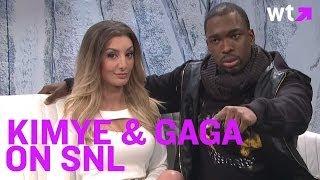 Lady Gaga & KimYe SNL Recap | What's Trending Now