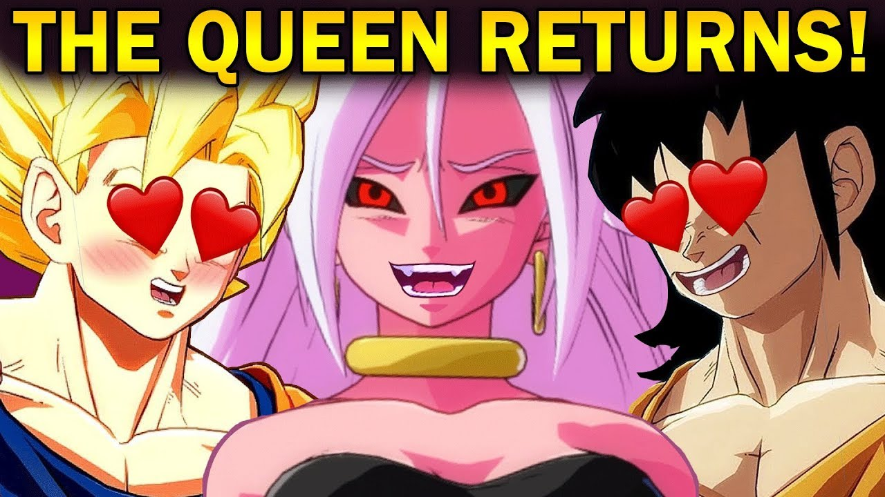 1fe6594c THE QUEEN RETURNS!! - Dragon Ball FighterZ - Ranked Matches ...