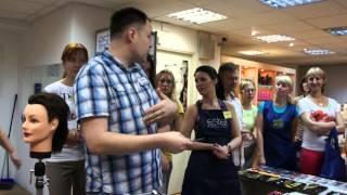 Павел Баженов о том, где много ножниц