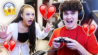 Surprising Jarvis With His EX GIRLFRIEND *PRANK*