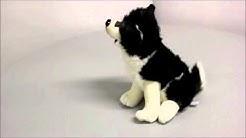 Husky pehmolelu 28cm