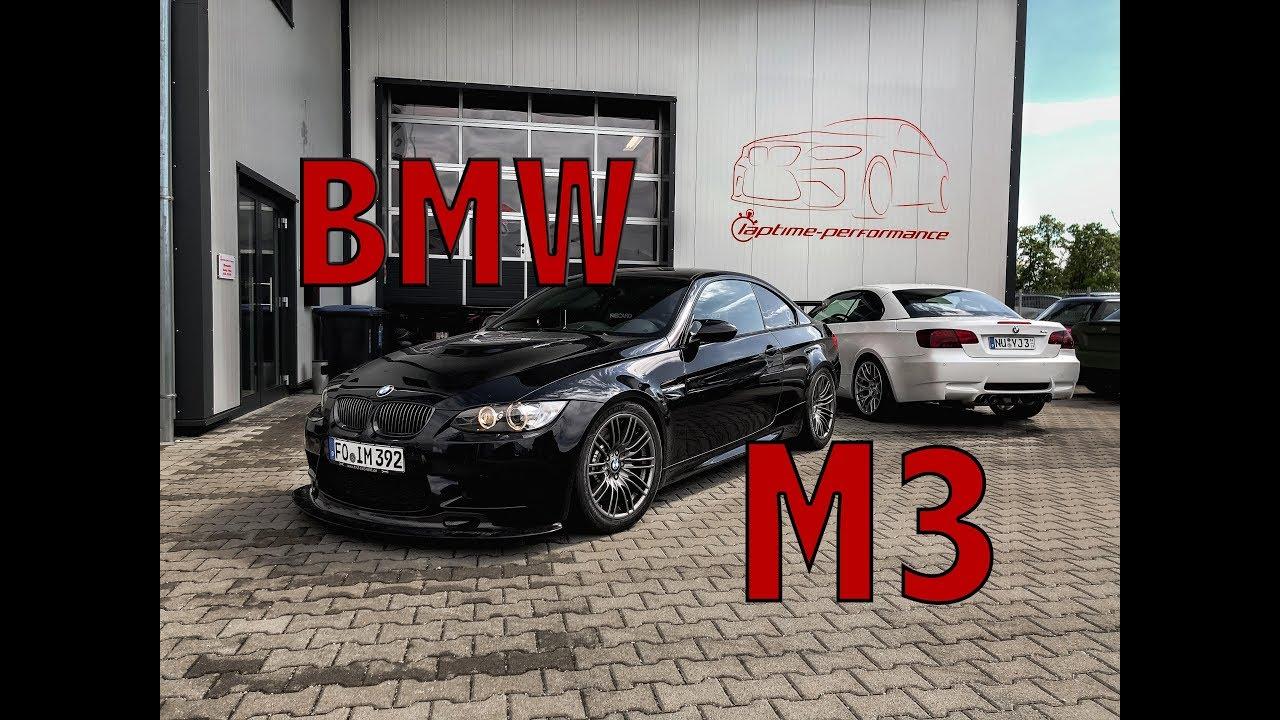 Kumpel sein BMW M3 GT4 Body Kit Umbau