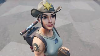 "NEW SKIN OF COWBOY ""FRONTIER"" AND COWGIRL ""RIO GRANDE""! Fortnite"