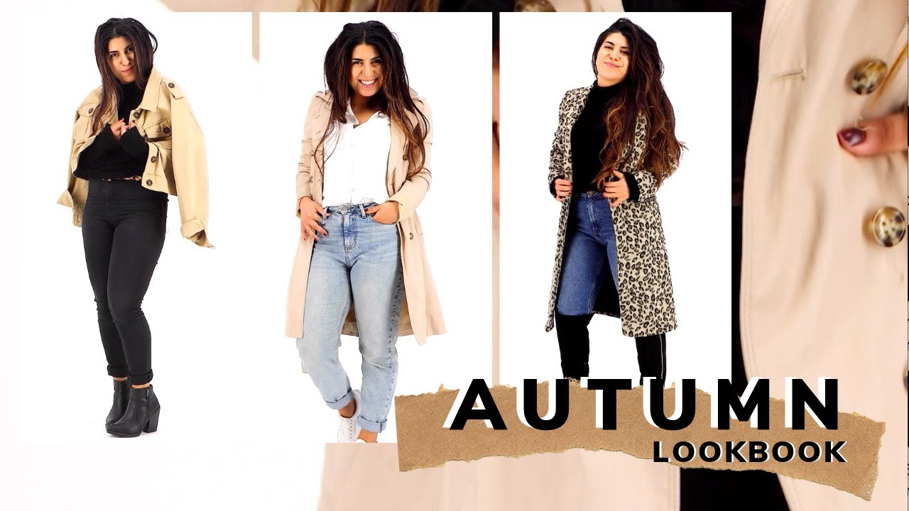 AUTUMN LOOKBOOK WITH NEUTRALS | Outfit Ideas 7