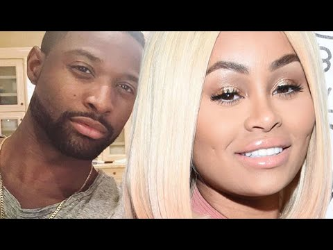 rob and chyna started dating