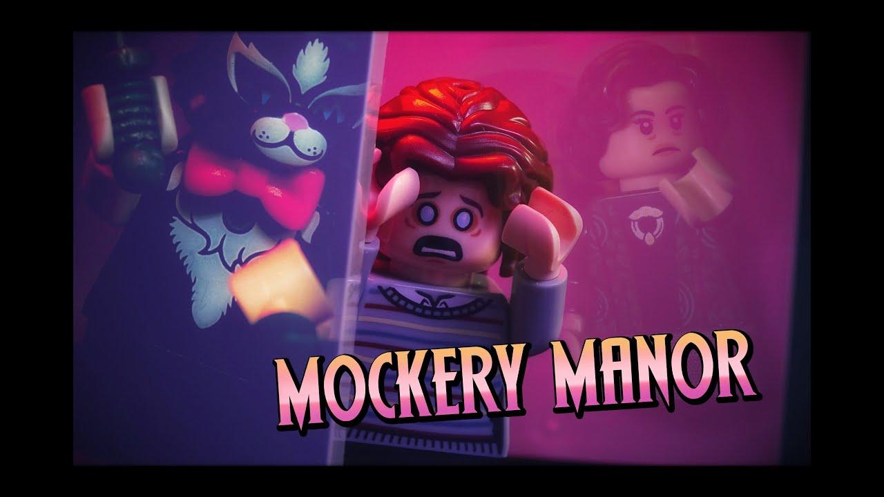 Mockery Manor... in LEGO!