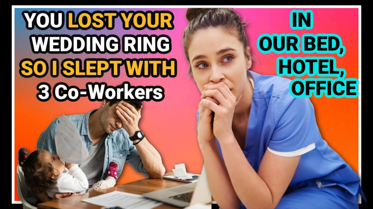 Download Wife/Nurse Cheated On Husband With Boss Hospital Manager #CheatingStories