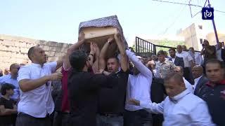 تشييع جثمان الشاب سليمان البخيت نجل رئيس الوزراء الأسبق - (16-8-2019)