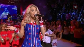 Carrie Underwood - Some Hearts Performs at NBA All-Star game