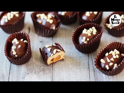 How to Make Almond London Cookies | El Mundo Eats recipe #39