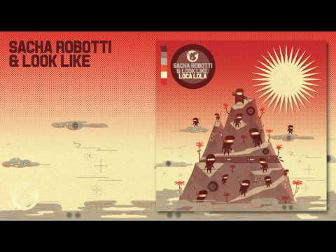 Sacha Robotti & Look Like - Drop Out [Official Audio]