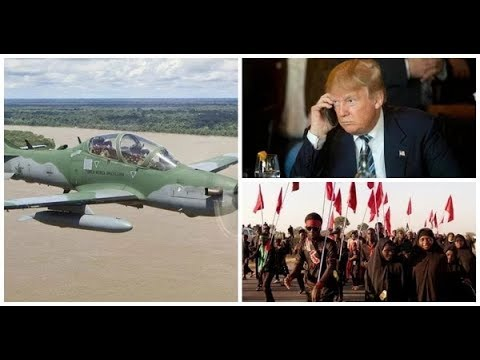 US senators block sale of fighter jets to Nigeria over human rights concern