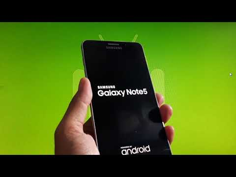 Evolution X 4.4 Android 10 for Samsung Galaxy Note 5