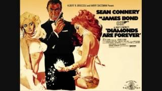 Diamonds are Forever - Vintage 1971 - Radio Spot #1 [James Bond 007 Radio Spot]