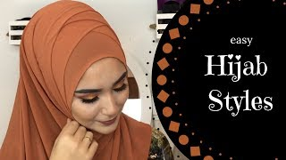 Easy Hijab Styles - Full Coverage