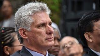 Miguel Diaz-Canel trở thành tổng thống Cuba