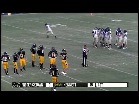 Fredericktown vs. Kennett 8-24-18