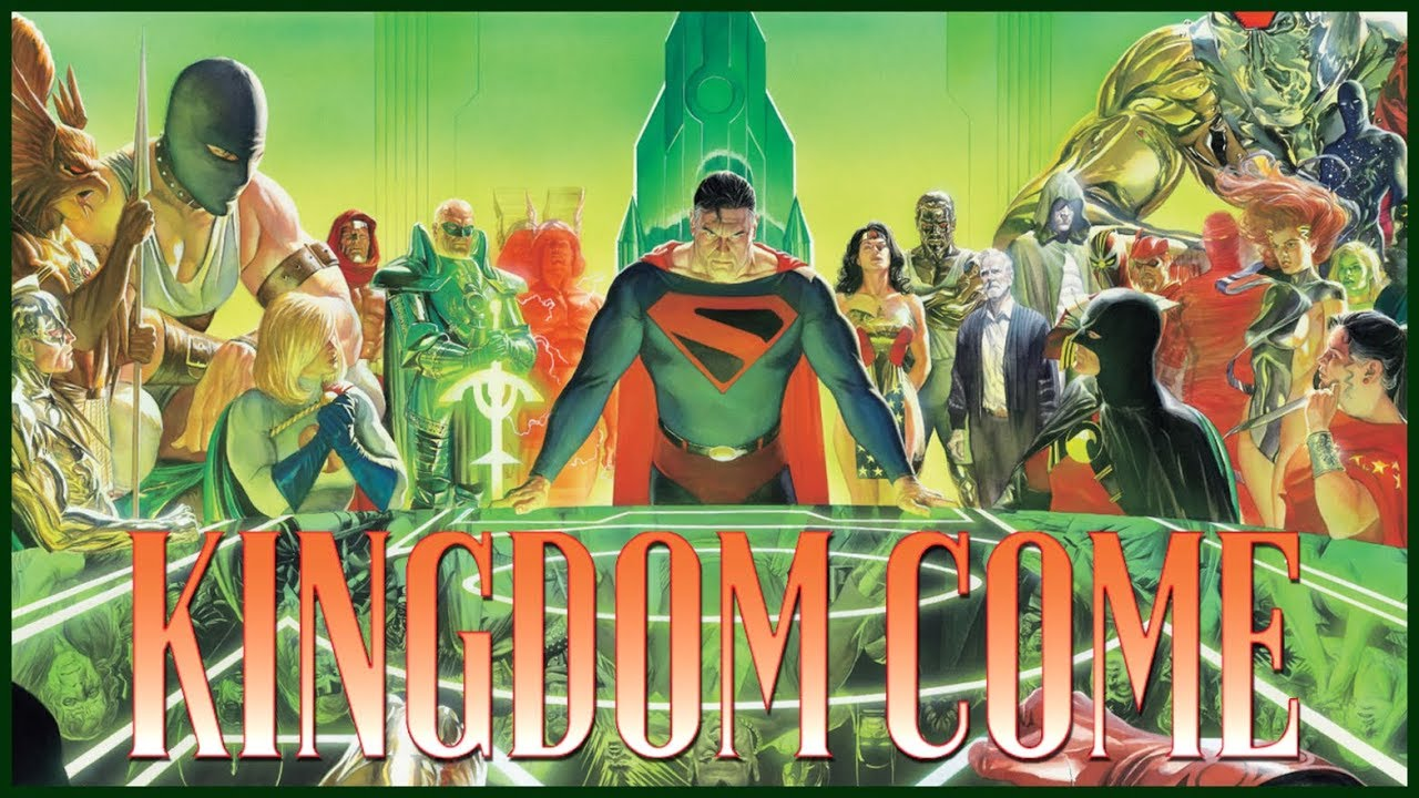 KINGDOM COME - Finding Humanity in the DC Comics Apocalypse - YouTube