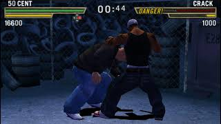 Def Jam Fight For NY : The Takeover - 50 Cent vs. Fat Joe (Crack)