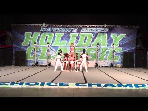 Cheer Command Generals Holiday Classic 2014