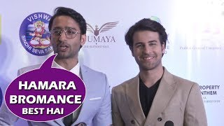Shaheer Sheikh & Rithvik Arora On Their Bromance, YRHPK & More