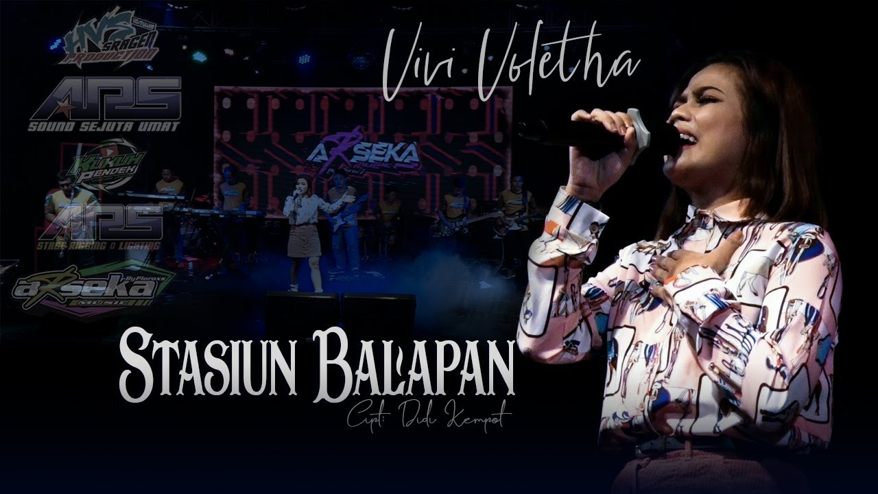 Vivi Voletha - Stasiun Balapan (Samboyoo)   ARSEKA Music   ARS Production   HVS Sragen