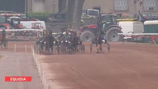Vidéo de la course PMU PRIX DE CONTEVILLE