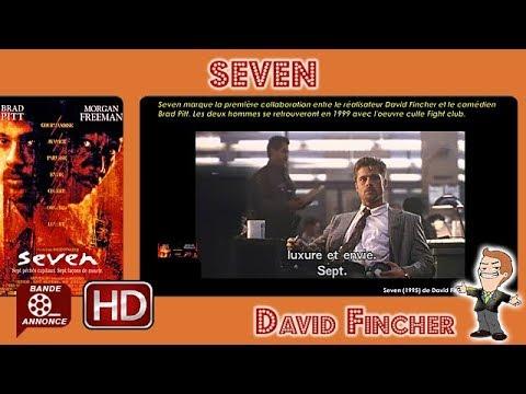 Seven de David Fincher (1995) #MrCinéma_50