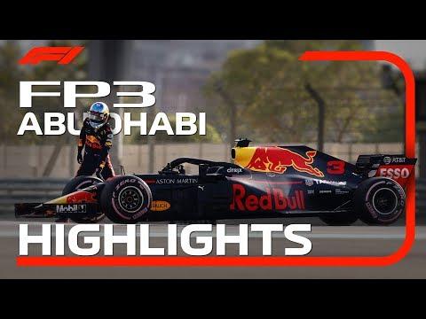 2018 Abu Dhabi Grand Prix: FP3 Highlights