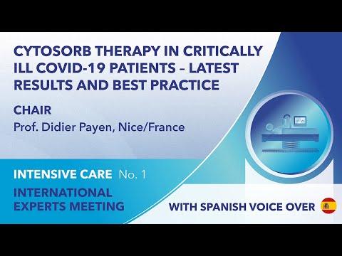Reunión internacional de expertos | Cuidados Intensivos | Versión completa | Webinar 1