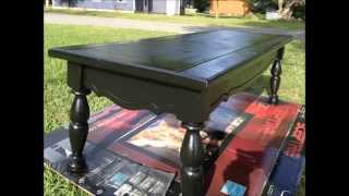 Time Lapse Coffee Table Project - GoPro Hero3+ Black