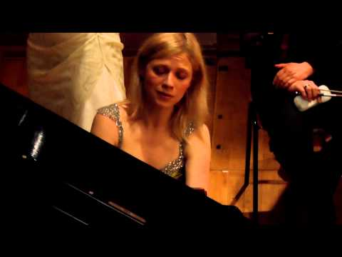 Another Encore : Mozart Sonata KV 526 Andante Solenne Paidassi Valentina Lisitsa