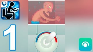 Toilet Time: Mini Games - Gameplay Walkthrough Part 1 (iOS, Android)
