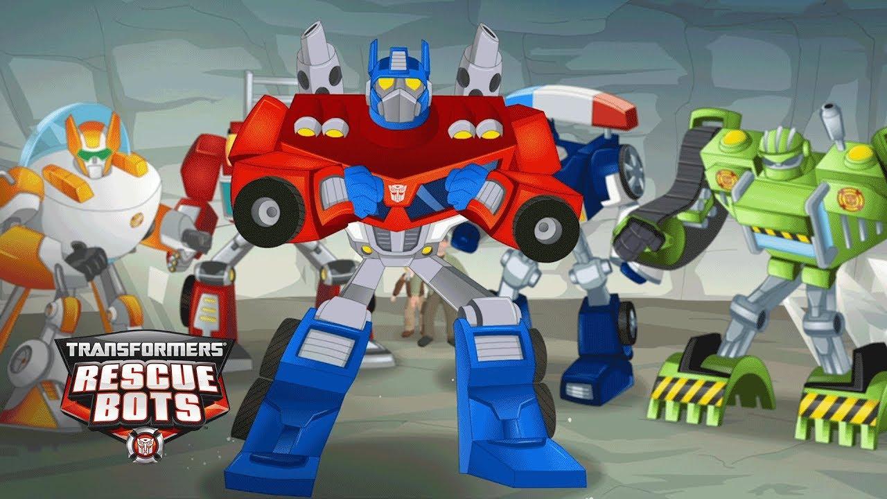 Transformers rescue bots optimus prime s youtube