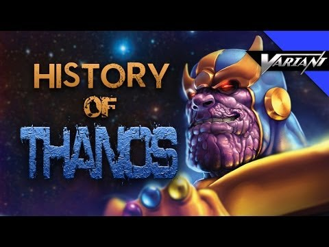 History Of Thanos!