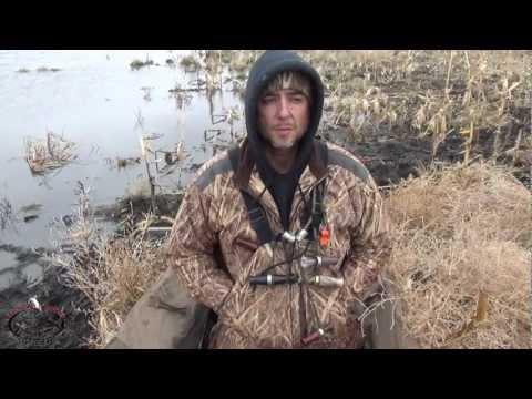 North Dakota Duck Hunt (part 2)- Vertical Descent Outdoors EP 7