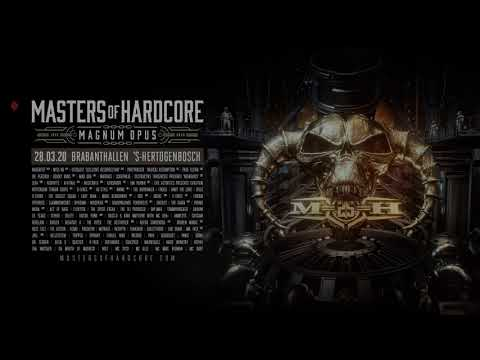 Masters Of Hardcore 2020 - Magnum Opus (25 Years) | Warm Up Mix