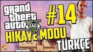 GTA 5 TÜRKÇE ALTYAZILI HİKAYE MODU PC #14 Trevor Los Santos'ta (60FPS)