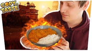 Indisches Curry schnell, simpel, saulecker komplett selber machen! 🍛💥 Copy & Taste #CaT