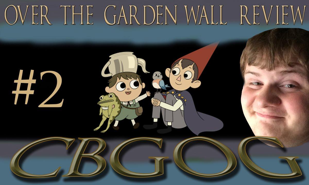 Over the garden wall episode 2 review cbgog youtube for Over the garden wall episode 9
