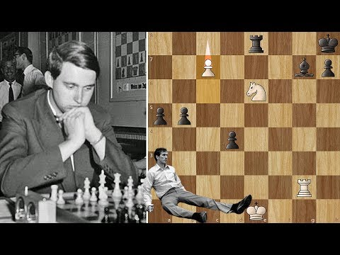 Game that Cost Bobby Fischer First Place in Zurich 1959.