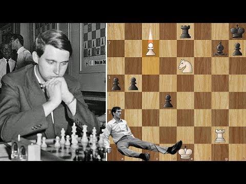 Game that Cost Bobby Fischer First Place in Zurich 1959.