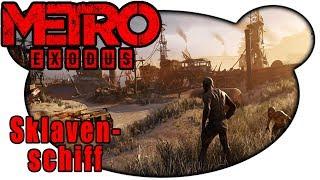 Befreier der Sklaven - Metro: Exodus ☢️ #22 (Gameplay Deutsch PC Ultra)