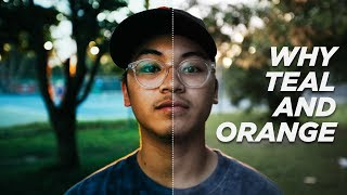 One of TravelFeels's most viewed videos: WHY Color Grade TEAL And ORANGE?!?!