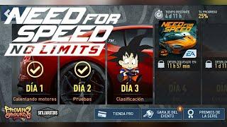 Need For Speed No Limits Android Ferrari 812 Superfast Dia 3 Clasificacion