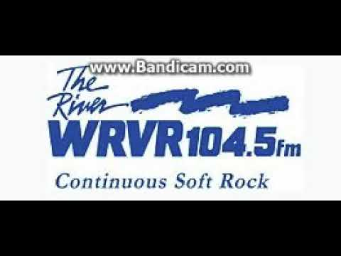 25 Days of Christmas Radio 2017: Day 10: WRVR 1045 The River Station ID December 10, 2017 5:59pm