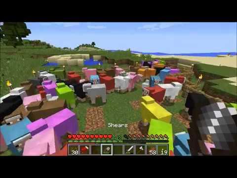 Minecraft - Woolgathering