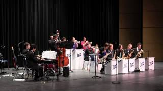 Bel Air High School Jazz Band Winter 2012 - Woodchoppers Ball