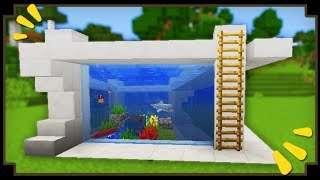 Download Video CARA MEMBUAT AQUARIUM - MINECRAFT INDONESIA MP3 3GP MP4